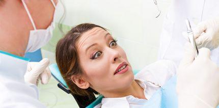 Wie Vertrauen die Angst vor dem Zahnarzt beeinflussen kann