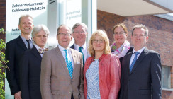 Dr. Michael Brandt als Präsident der Zahnärzte in Schleswig-Holstein bestätigt