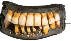 Erster US-Präsident hatte bereits künstliche Zähne