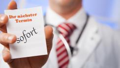 Deutsche Mediziner werben aktiv um Schweizer Patienten