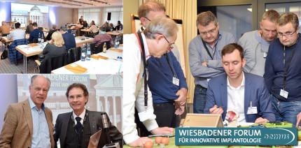 Erneut erfolgreich: 2. Wiesbadener Forum für Innovative Implantologie