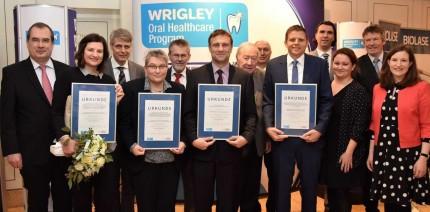 Präventionsforschung: Wrigley Prophylaxe Preis 2017 verliehen