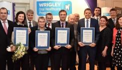 Wrigley Prophylaxe Preis 2017 verliehen
