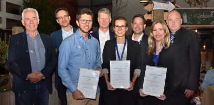 """Young Scientists in Dentistry 2018: """"Habt Mut zur Forschung!"""""""
