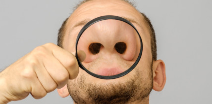Undercover: Zahn bleibt 20 Jahre in der Nase unentdeckt