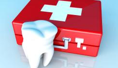 Lagerung nach Zahnavulsion: Frischhaltefolie adäquates Mittel?