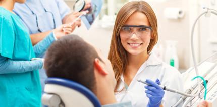 Zahnärztinnenquote in Australien bei über 50 Prozent
