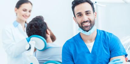 Der beste Job der Welt? Natürlich Zahnarzt!