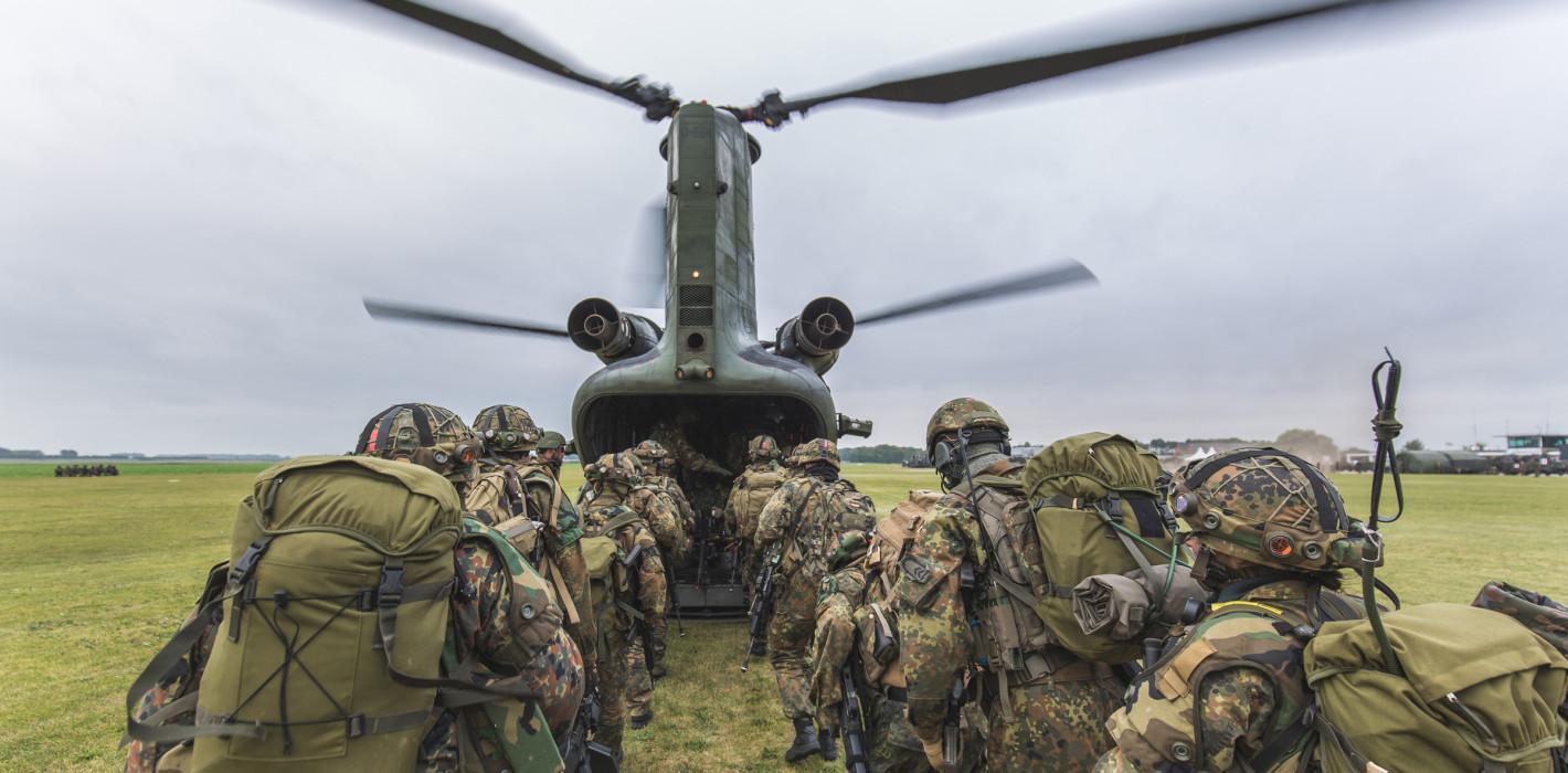 Möchte soldat lebenslauf werden ich warum Berufswunsch Bundeswehr