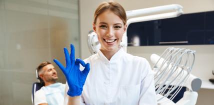 Zahnarzt erneut unter den Top 100 der besten Jobs