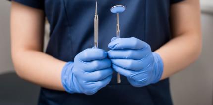 Bevor Zahnarzthände versagen, richtig vorbeugen!