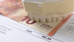 Deutsche Zahnersatz-Preise im europäischen Mittelfeld