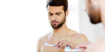 Zahngesundheit à la Mann