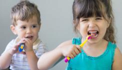 Ab 2019: Zähneputzen bei Kindern gesetzlich verankert