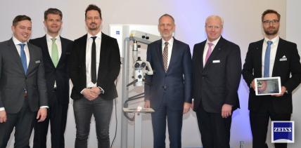 Neues ZEISS Mikroskop bringt Augmented Vision zur Zahnmedizin