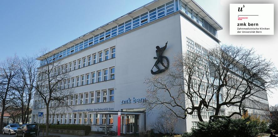 Zahnmedizin der Universität Bern weltweit auf Top-Platzierungen