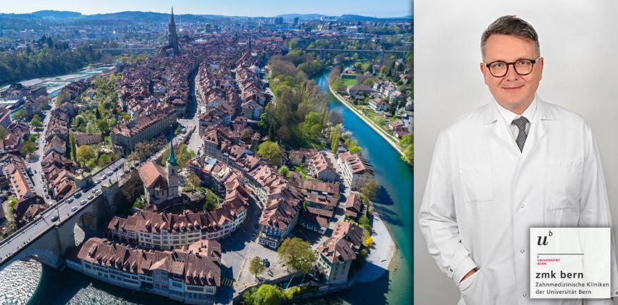 Bern: Neuer Direktor der Klinik für Rekonstruktive Zahnmedizin