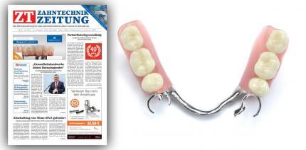 Juni-Ausgabe der ZT Zahntechnik Zeitung erschienen