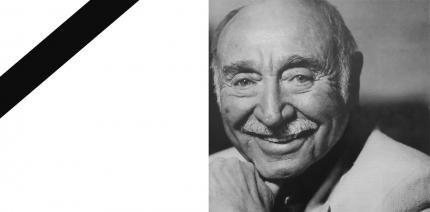 ZTM Helmut Kröly im Alter von 88 Jahren verstorben