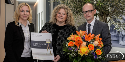 ZWP Designpreis 2017: Gewinnerpraxis 360grad erleben