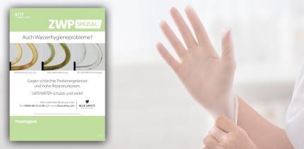 Aktuelles ZWP spezial mit Schwerpunkt Praxishygiene online