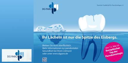Europäischer Tag der Parodontologie war ein voller Erfolg