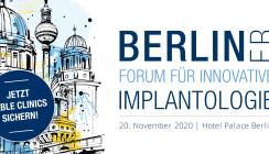 Berliner Forum für Implantologie: Letzte Table Clinics sichern!