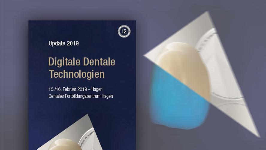 """""""Digitale Dentale Technologien"""" 2019"""