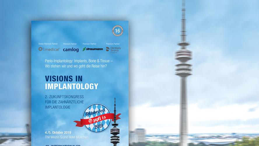 2. Zukunftskongress für die zahnärztliche Implantologie der DGZI