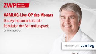 Live-OP Das iSy Implantatkonzept