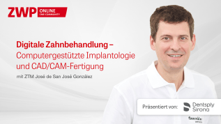 Digitale Zahnbehandlung – computergestützte Implantologie und CAD/CAM-Fertigung