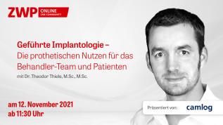 Geführte Implantologie – Die prothetischen Nutzen für das Behandler-Team und Patienten