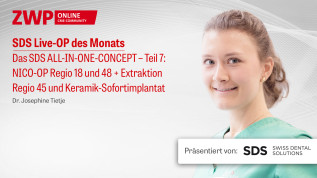 Live-OP Das SDS ALL-IN-ONE-CONCEPT – Teil 7