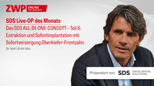 Live-OP Das SDS ALL-IN-ONE-CONCEPT – Teil 6