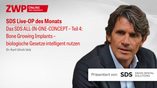 Live-OP Das SDS ALL-IN-ONE-CONCEPT – Teil 4