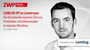 Live-OP Die Schnittstelle zwischen Chirurg, Prothetiker und Zahntechniker im digitalen Workflow