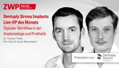 Live-OP Digitaler Workflow in der Implantologie und Prothetik
