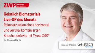 Live-OP Geistlich Biomaterials