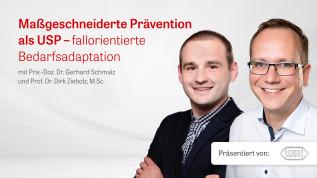 Maßgeschneiderte Prophylaxe als USP – fallorientierte Bedarfsadaptation