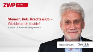 Steuern, KuG, Kredite & Co. – Wie bleibe ich liquide?