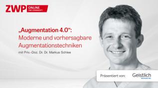 """""""Augmentation 4.0"""": Moderne und vorhersagbare Augmentationstechniken"""