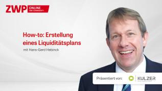 How-to: Erstellung eines Liquiditätsplans