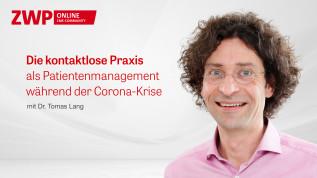 Die kontaktlose Praxis als Patientenmanagement während der Corona-Krise