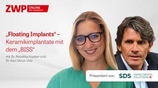 """Floating Implants"" – Keramikimplantate mit dem ""BISS"""