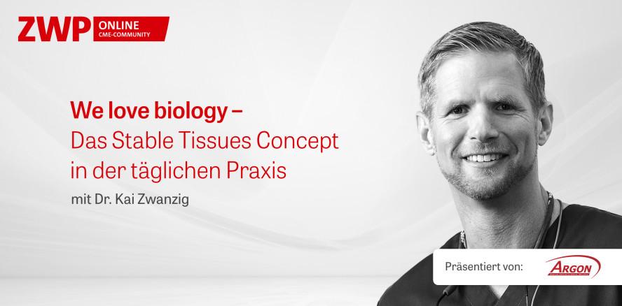 Web-Tutorial zum Stable Tissue Concept mit Dr. Kai Zwanzig