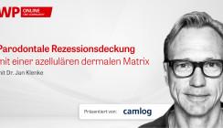 Jetzt im Archiv abrufbar: CAMLOG Live-OP mit Dr. Jan Klenke