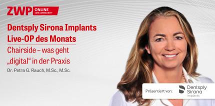 1 CME-Punkt: Live-OP mit Dr. Petra Rauch jetzt im Archiv