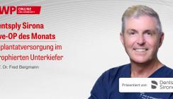 1 CME-Punkt: Live-OP mit Prof. Dr. Bergmann im Archiv