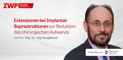 Web-Tutorial: Extensionen bei Implantat-Suprastrukturen