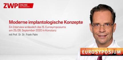 """Web-Interview """"Moderne implantologische Konzepte"""""""